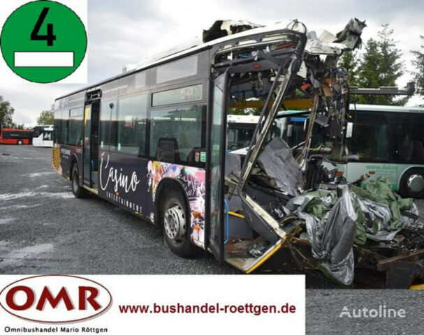 autobús urbano MERCEDES-BENZ O 530 Citaro / Unfallbus / A21 Lion's City / 415 después del accidente