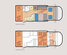HOBBY OPTIMA ONTOUR T65  HKM autocaravana nueva