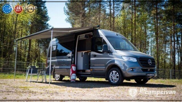 MERCEDES-BENZ Sprinter 316 / BP Camper Van/ IN PRODUCTION!! autocaravana nueva