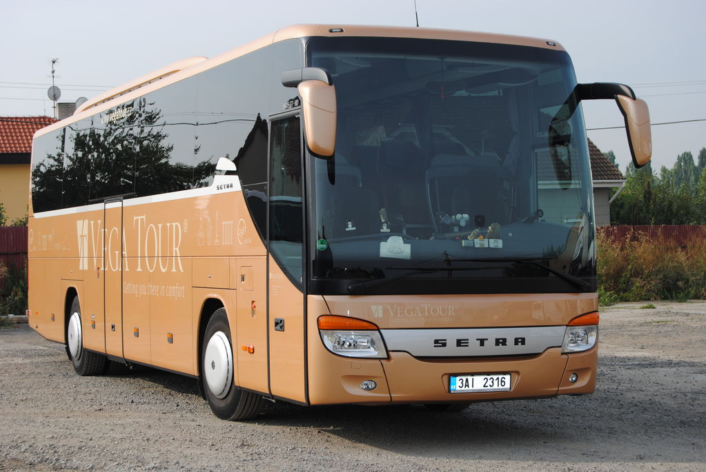 SETRA S 415 GT-HD autocares