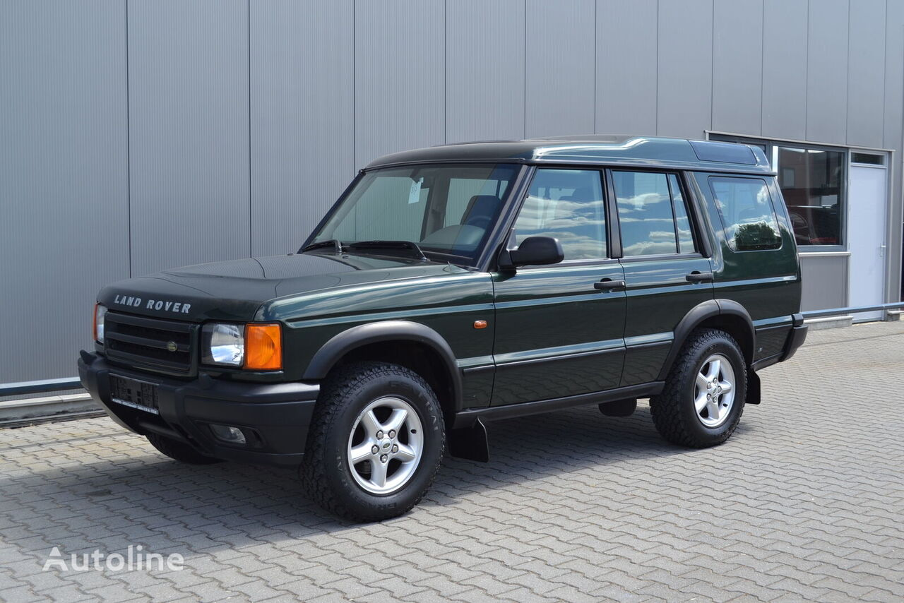 LAND ROVER Discovery Series II TD5 VUD