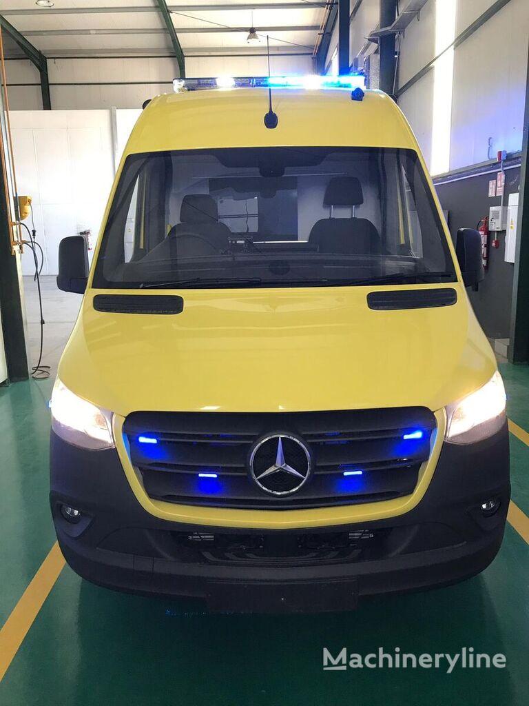 MERCEDES-BENZ Sprinter 314 CDI - L2H2 - NEW!! Ambulance ambulancia nueva