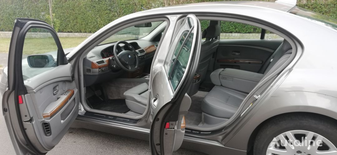 BMW seria-7 berlina