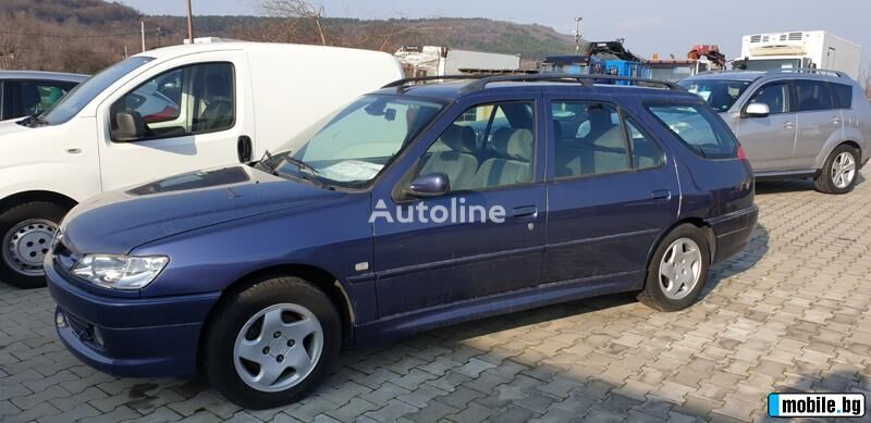 PEUGEOT 306 1.6 coche familiar