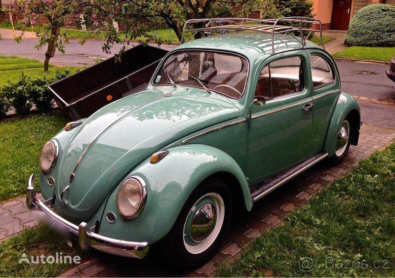 VOLKSWAGEN Beetle edice Luxus coupé