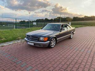 MERCEDES-BENZ sec 500 coupé