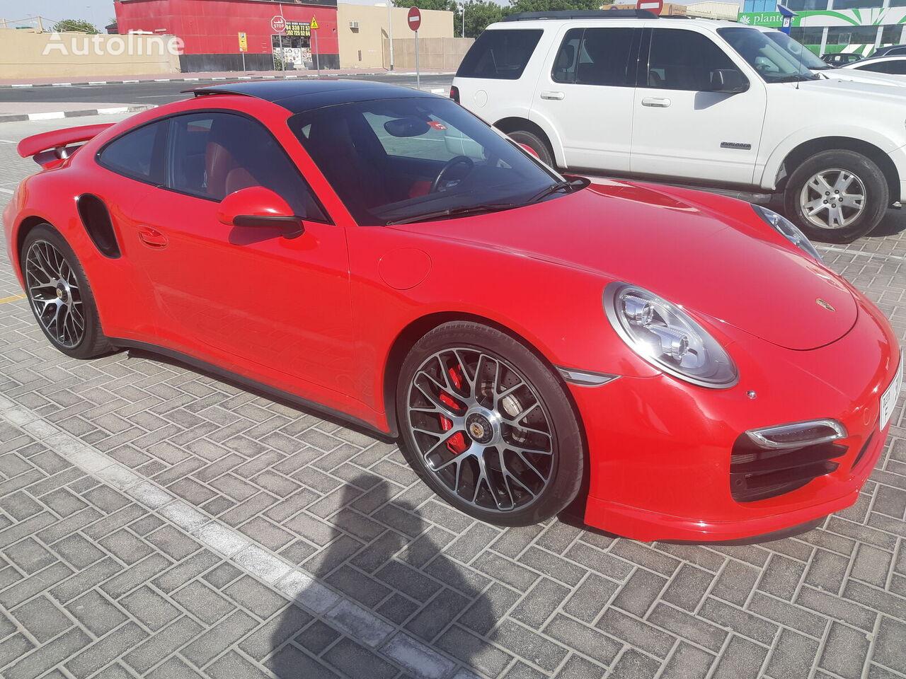 Porsche 911 turbo coupé nuevo