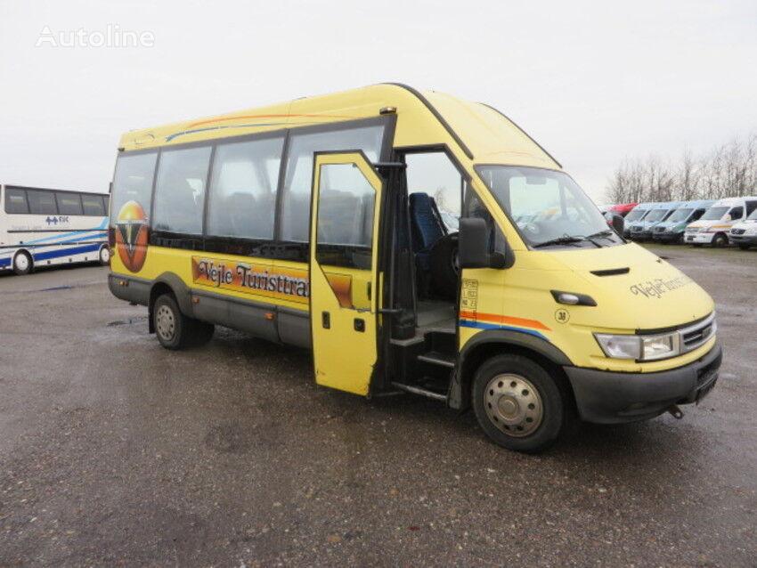 IVECO 65C furgoneta de pasajeros
