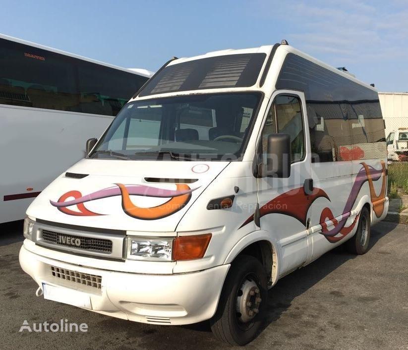 furgoneta de pasajeros IVECO DAILY MINIBUS 110 CV