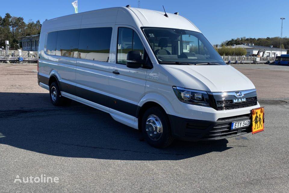 MAN TGE 19Platser  furgoneta de pasajeros nueva