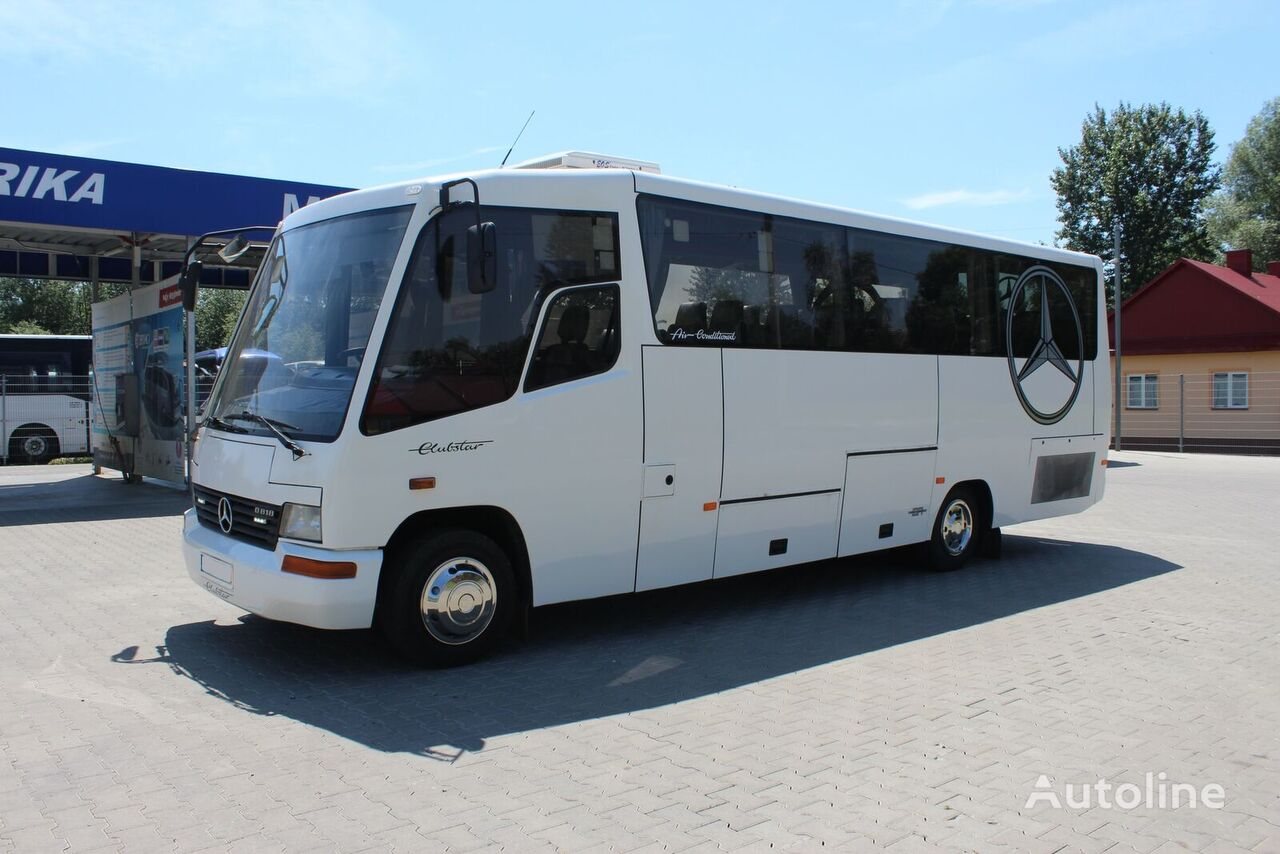 furgoneta de pasajeros MERCEDES-BENZ 0818 VARIO
