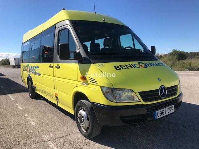 furgoneta de pasajeros MERCEDES-BENZ 416CDI