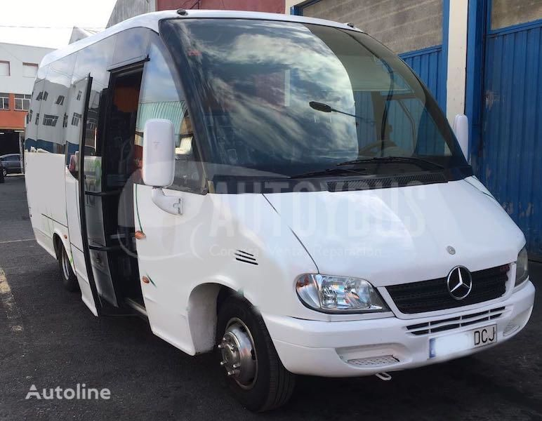 furgoneta de pasajeros MERCEDES-BENZ INDCAR WING 616CDI