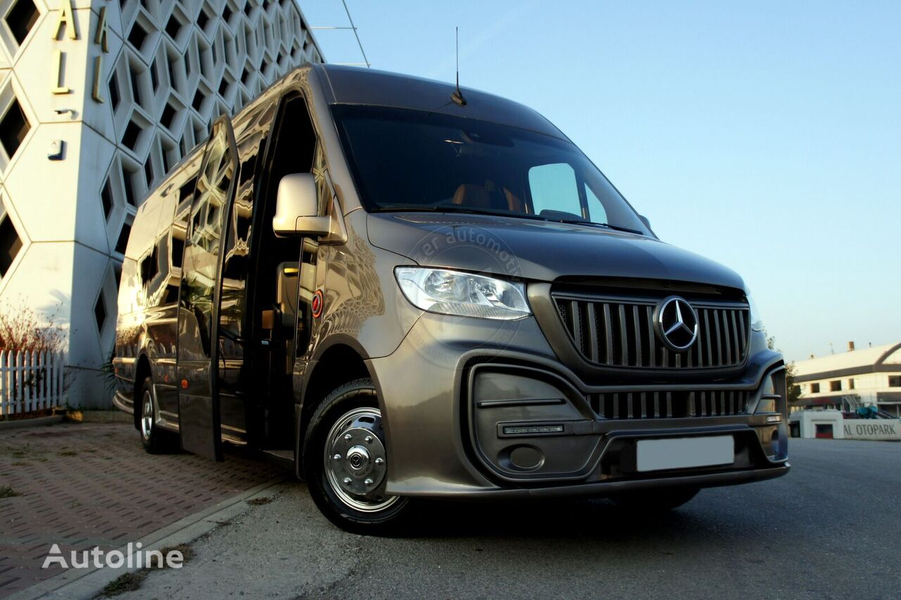 MERCEDES-BENZ SPRINTER 516 TOURISM furgoneta de pasajeros nueva