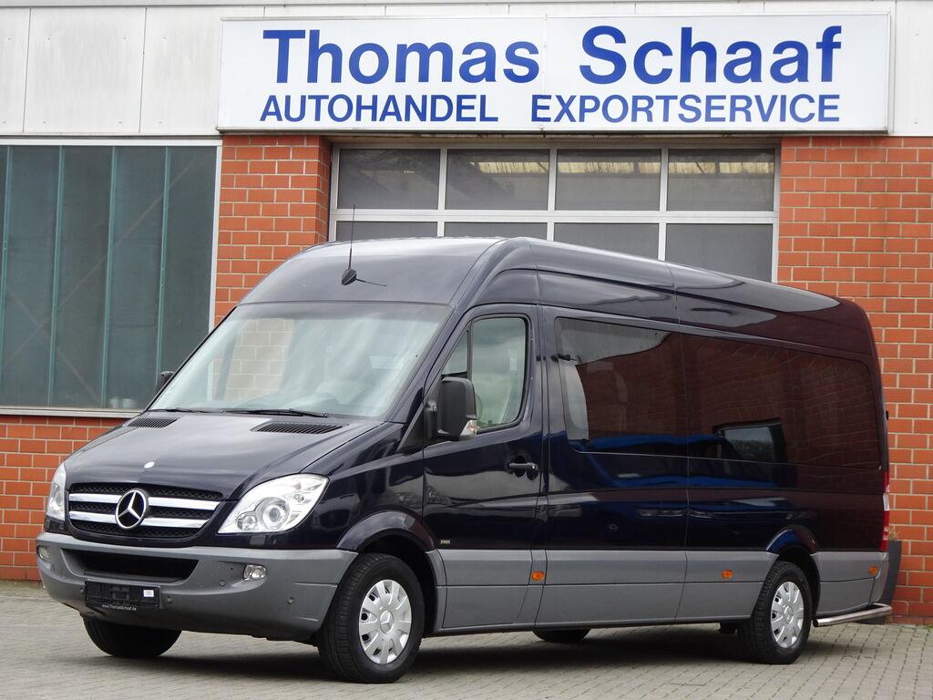 MERCEDES-BENZ Sprinter 315 Cdi Maxi V.I.P. Reisebus 9 Personen Klima Euro 4 furgoneta de pasajeros