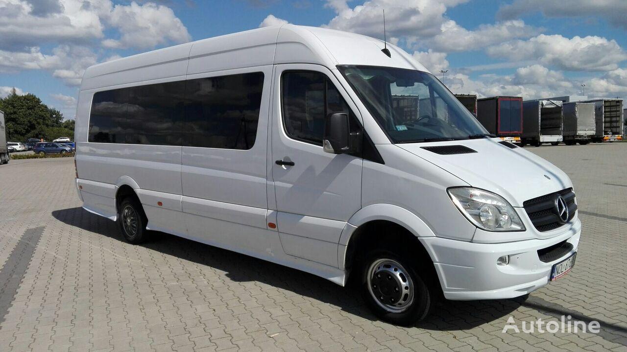 furgoneta de pasajeros MERCEDES-BENZ Sprinter 516