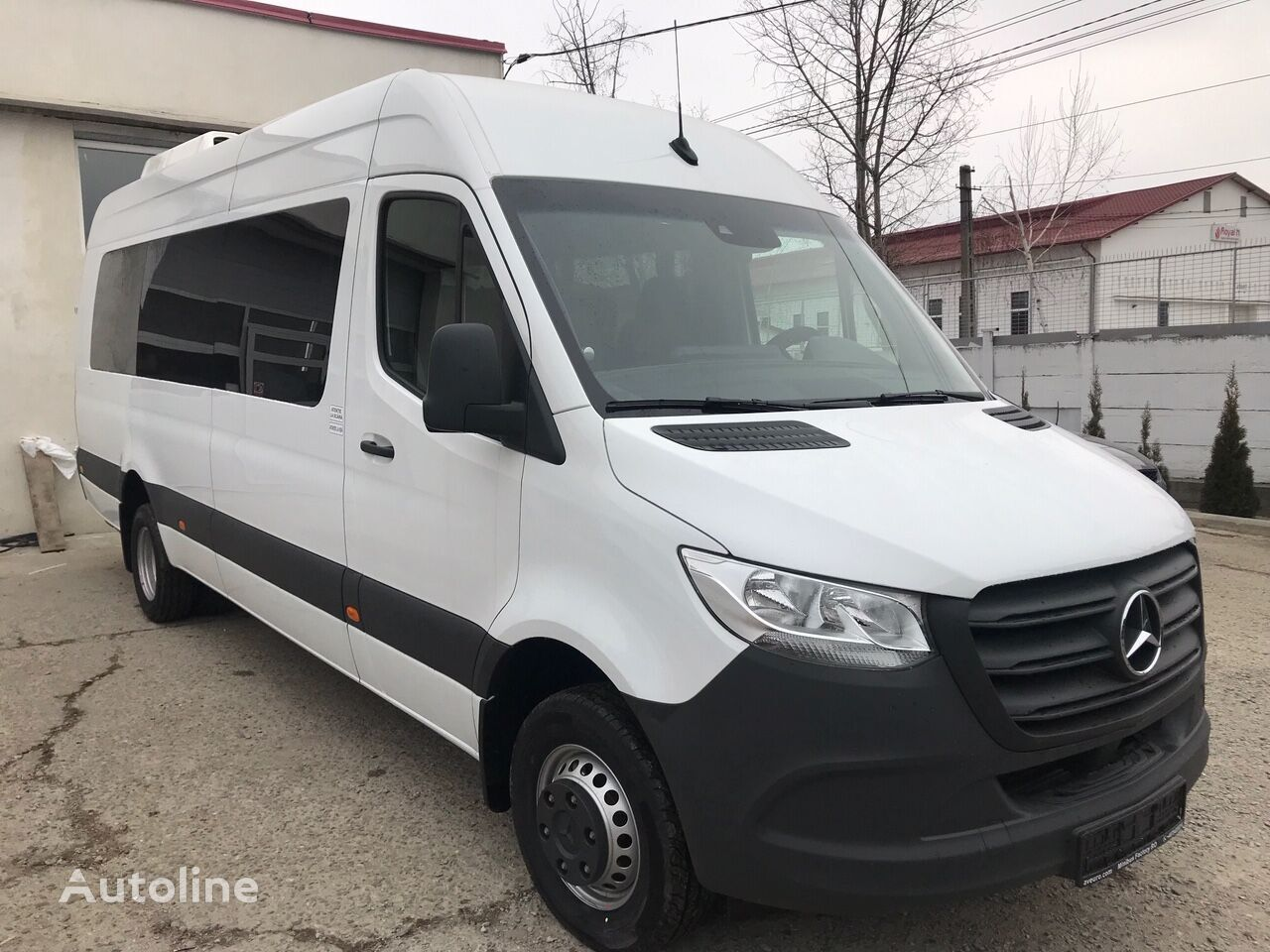 MERCEDES-BENZ Sprinter 516 furgoneta de pasajeros nueva