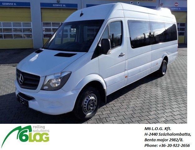 MERCEDES-BENZ Sprinter 519 CDI  !!NEW TOURIST BUS!! furgoneta de pasajeros nueva