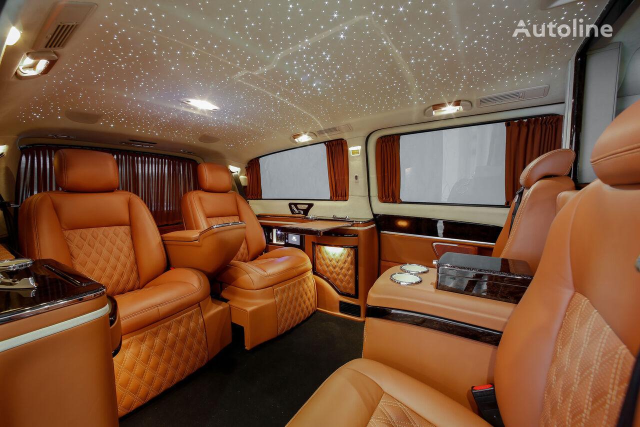 furgoneta de pasajeros MERCEDES-BENZ V Class V 250 / VVD 1016