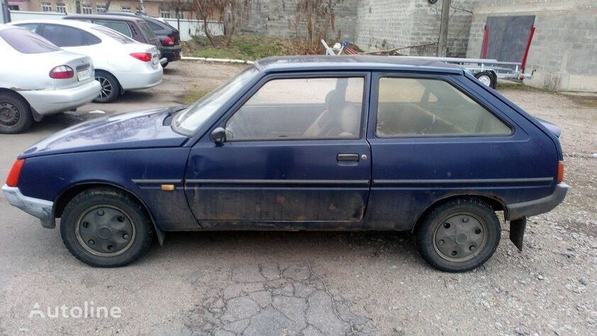 ZAZ Tavriya hatchback