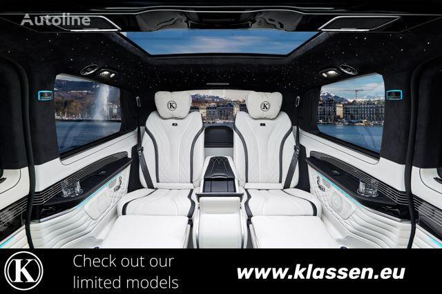 MERCEDES-BENZ V 300 d | KLASSEN VIP Business VAN monovolumen nuevo