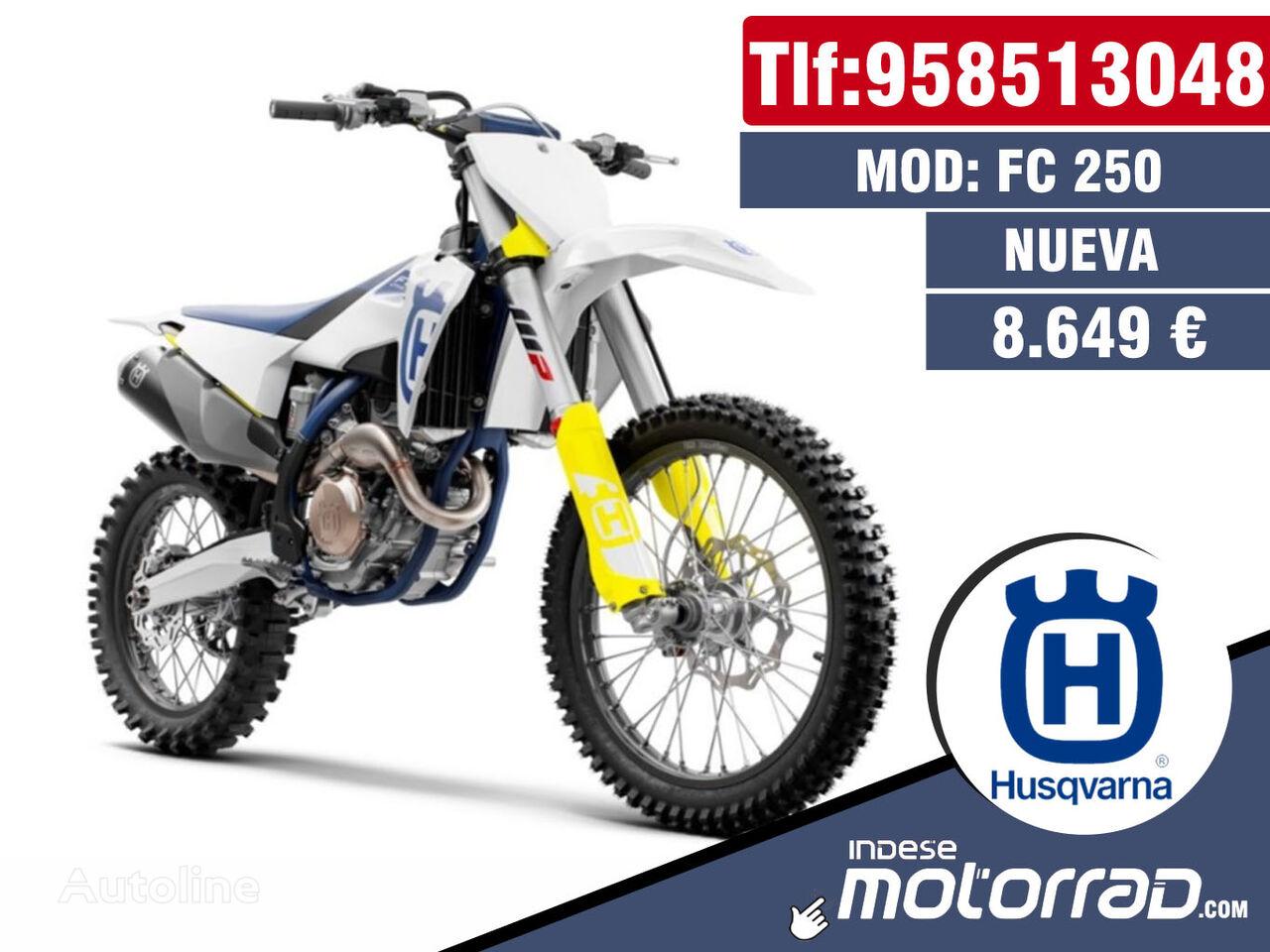 Husqvarna FC 25 moto