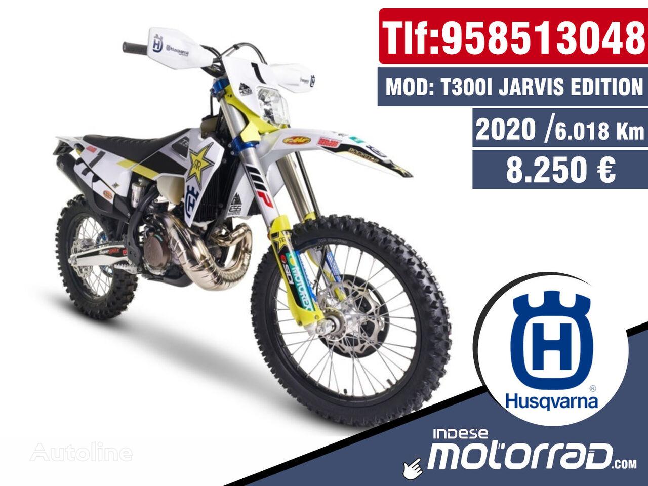Husqvarna  TE 300i JARVIS EDITION moto