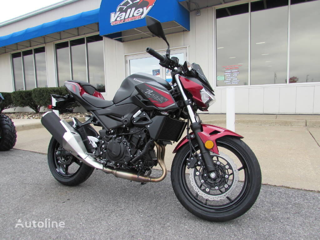 KAWASAKI  Z400 ABS moto nuevo
