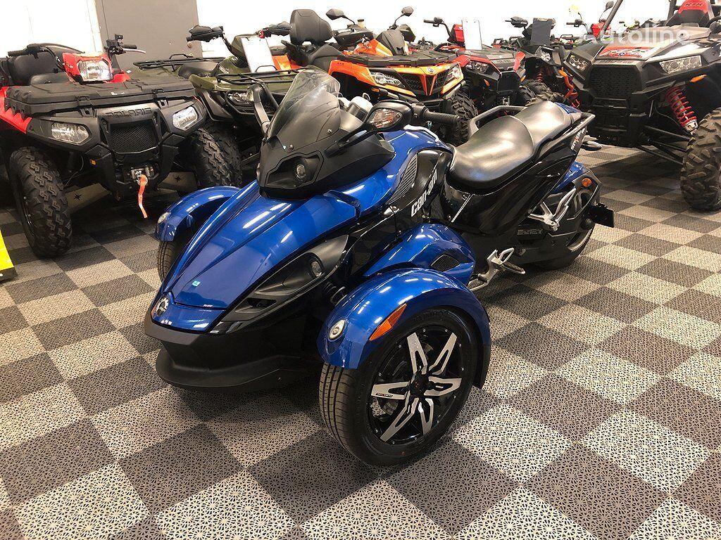BRP Can-Am Spyder Rs moto de tres ruedas