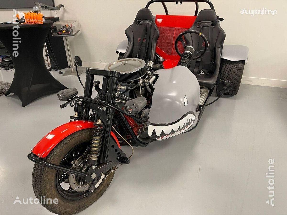 FORD zelf-bouw moto de tres ruedas