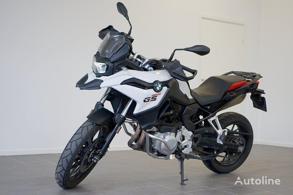 BMW F 750 GS moto