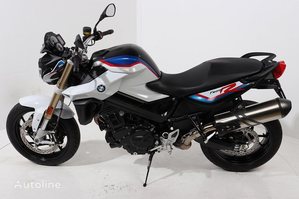 BMW F 800 R moto