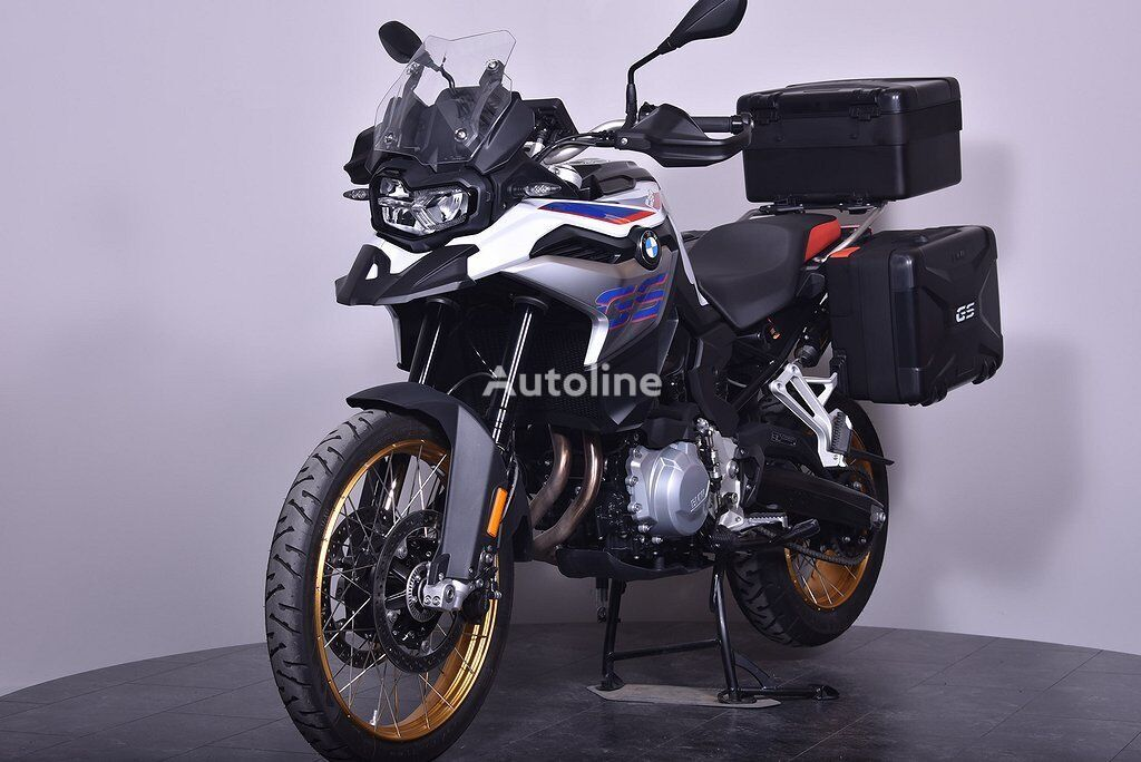 BMW F  850  GS moto