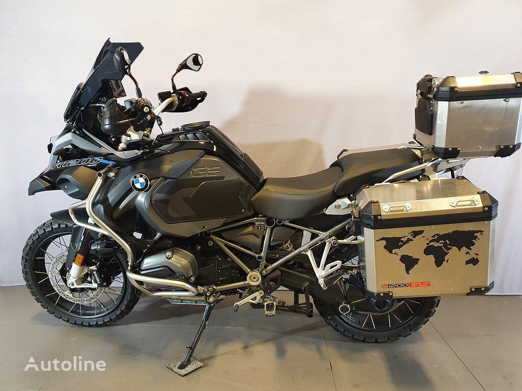 BMW R 1200 GS ADVENTURE moto