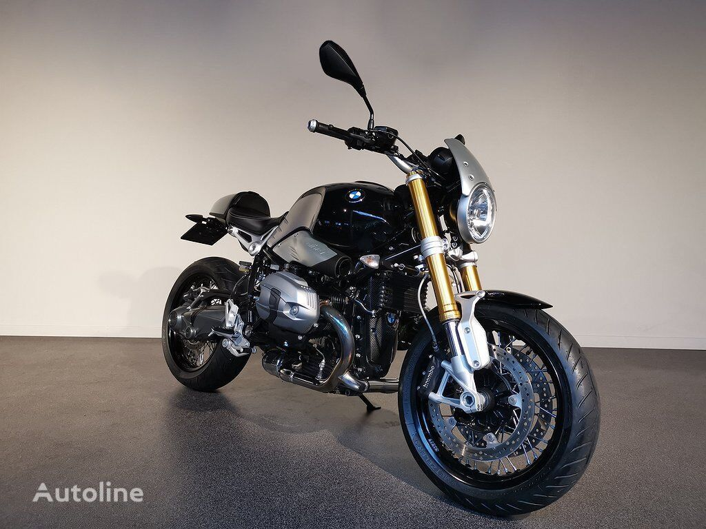 BMW R nineT moto