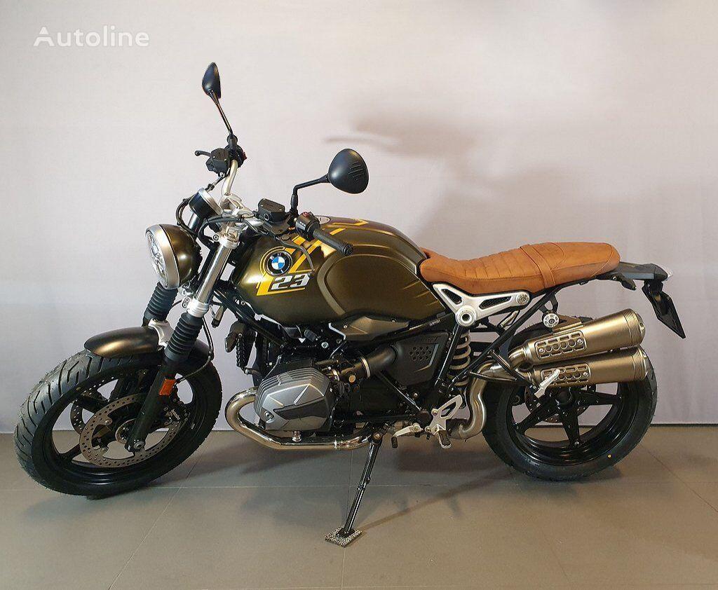 BMW nineT Scrambler moto