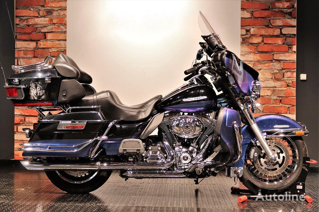 HARLEY-DAVIDSON Electra Glide Ultra Limited moto