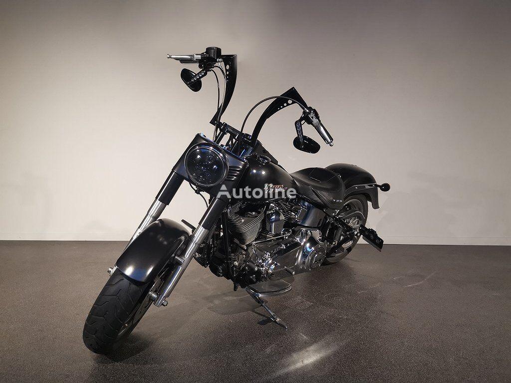 HARLEY-DAVIDSON FLSTF moto