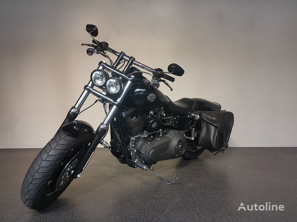 HARLEY-DAVIDSON FXDF moto