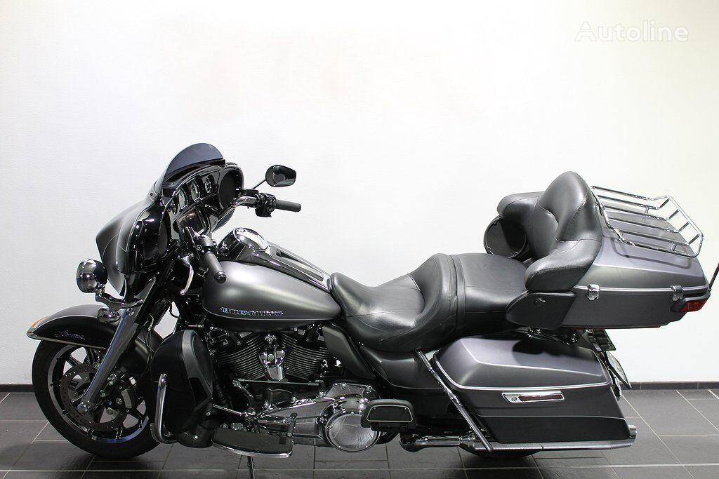 HARLEY-DAVIDSON Touring Electra Glide Ultra Limited FLHTK moto