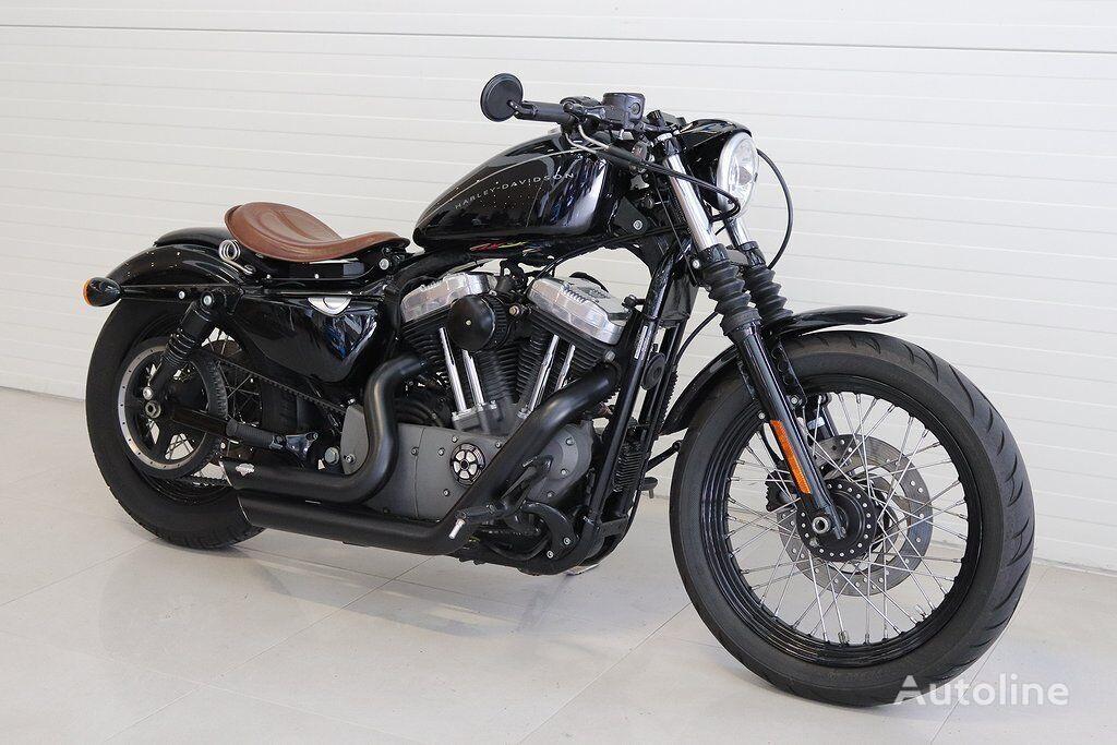 HARLEY-DAVIDSON XL 1200 N moto