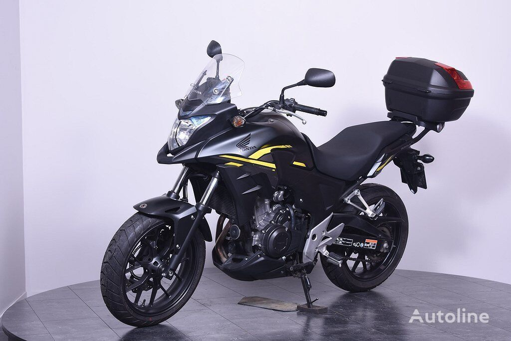 HONDA CB 500 X moto