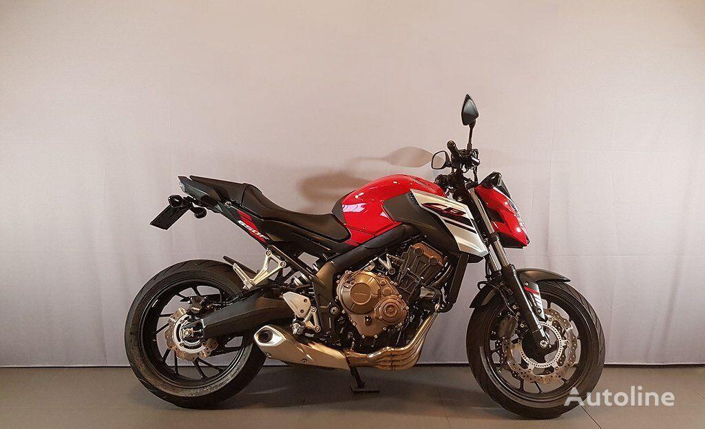 HONDA CB 650 F moto