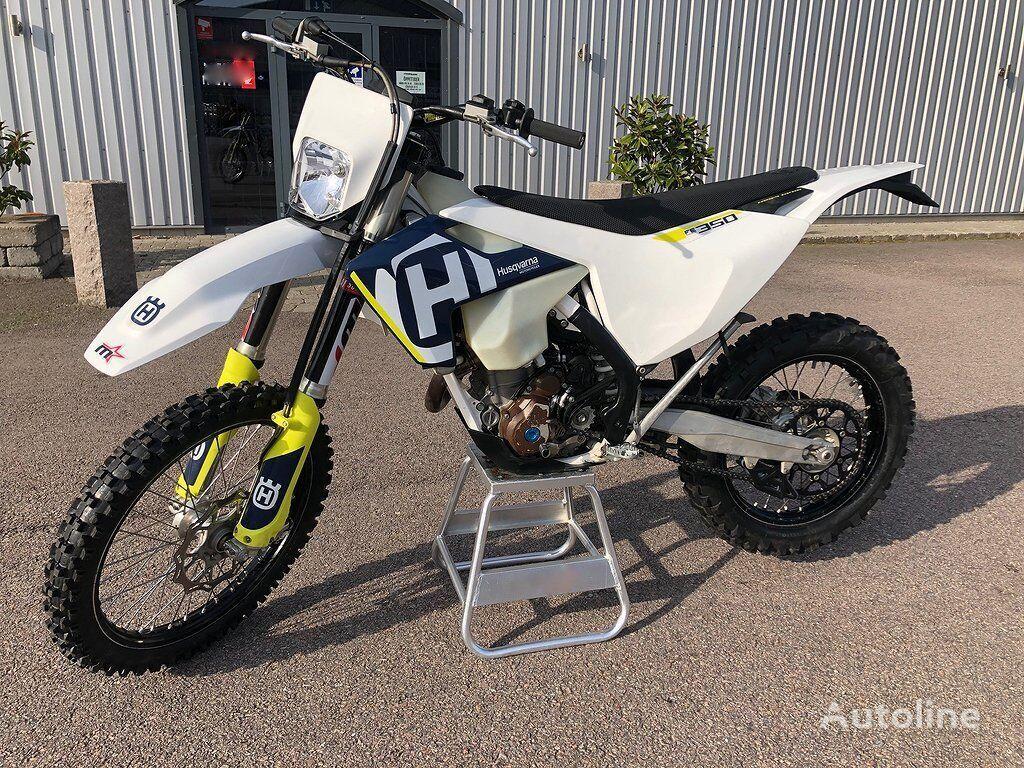 HUSQVARNA FE 350 moto