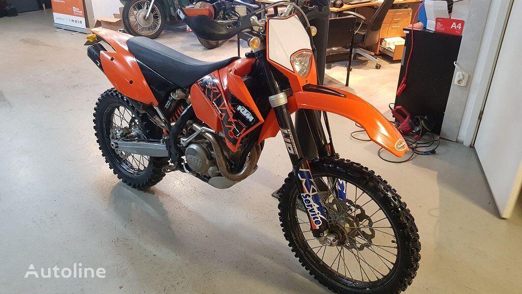 KTM EXC 450 moto