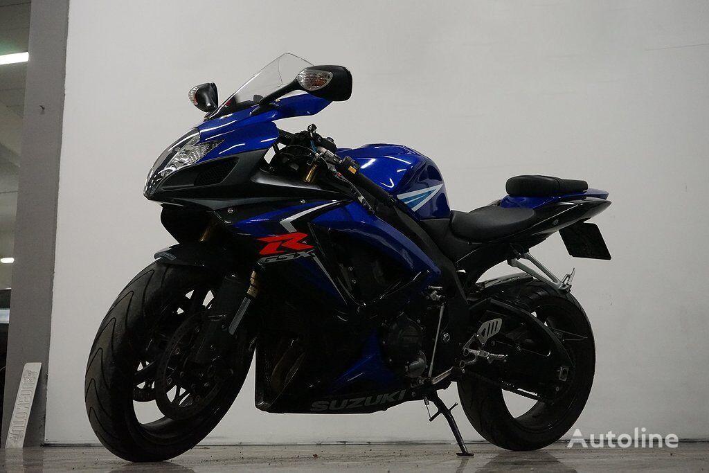 SUZUKI GSX-R 600 moto