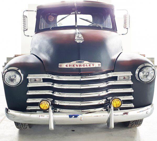 CHEVROLET 1951 +renovation 3600 (R6-OHV Thriftmaster pick-up