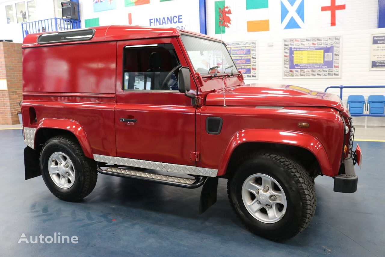 LAND ROVER DEFENDER 90 HARD TOP 2.2TD 4X4 (GUIDE PRICE) pick-up