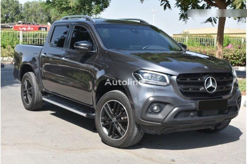 MERCEDES-BENZ X 250 d 4MATIC pick-up