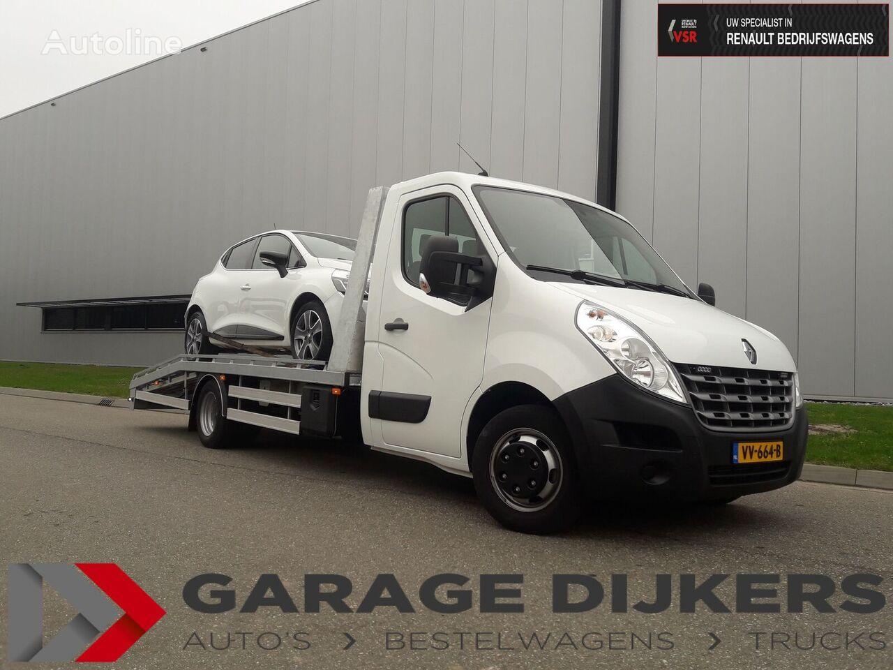 RENAULT Master 150-35 Oprijwagen Autoambulance pick-up